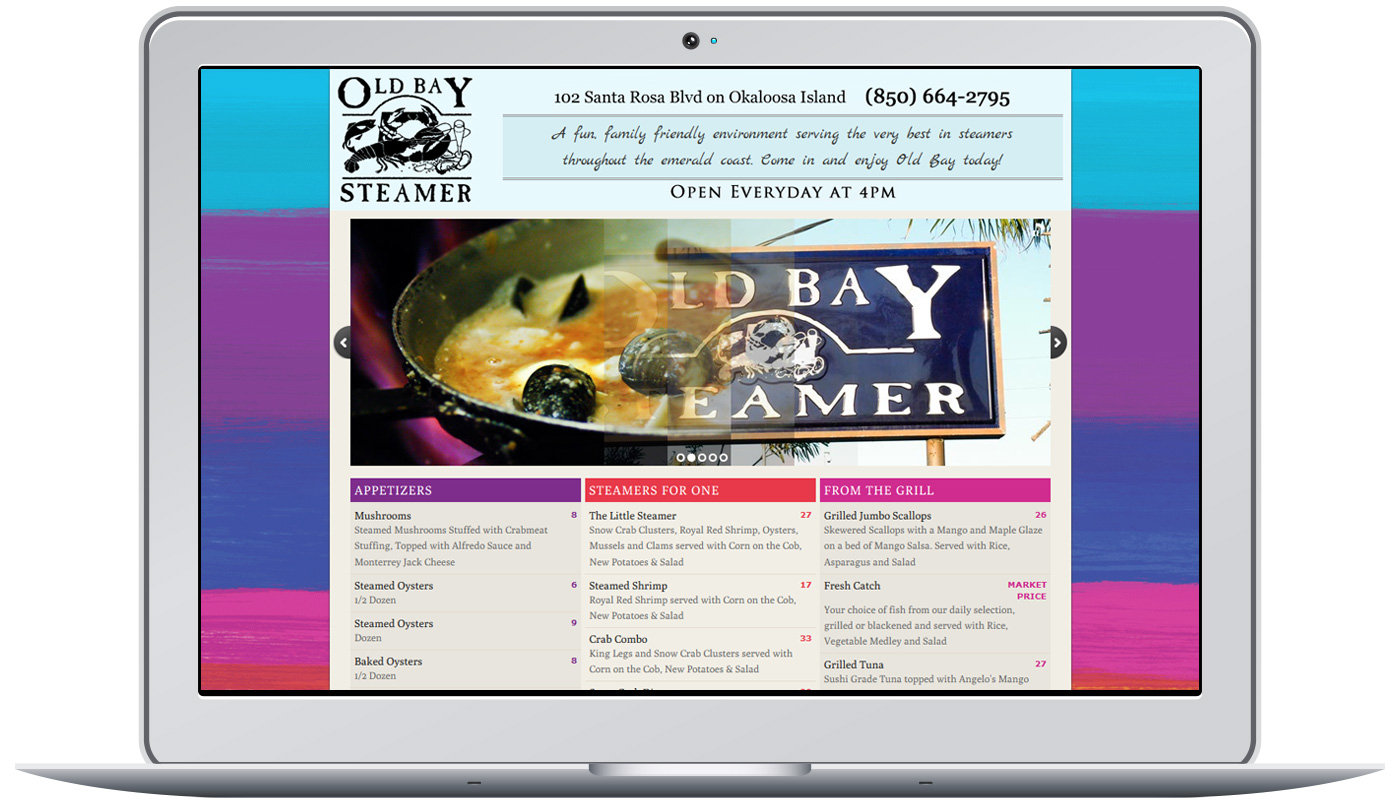 Old Bay Steamer Project Image