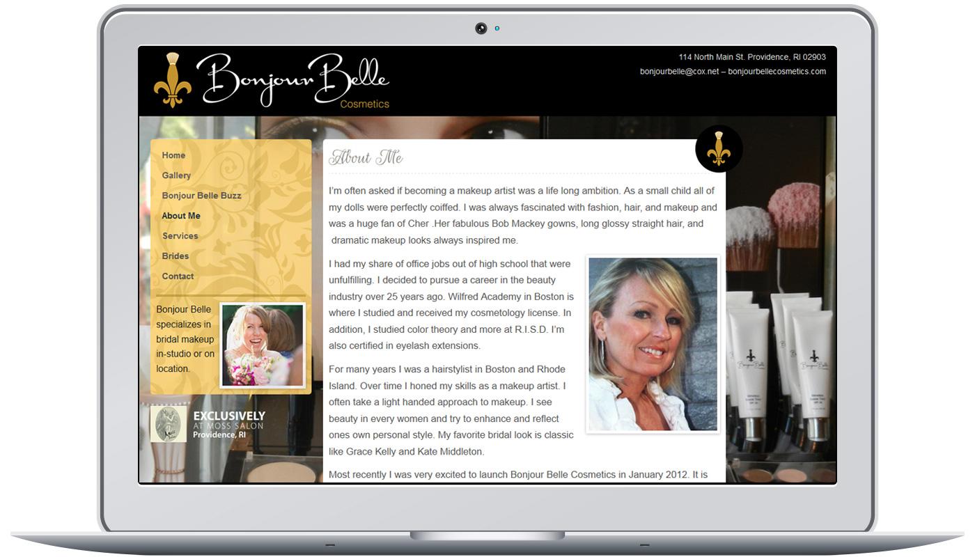 Bonjour Belle Cosmetics Project Image