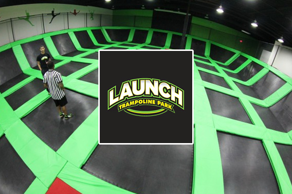 Project Image for Launch Trampoline Park
