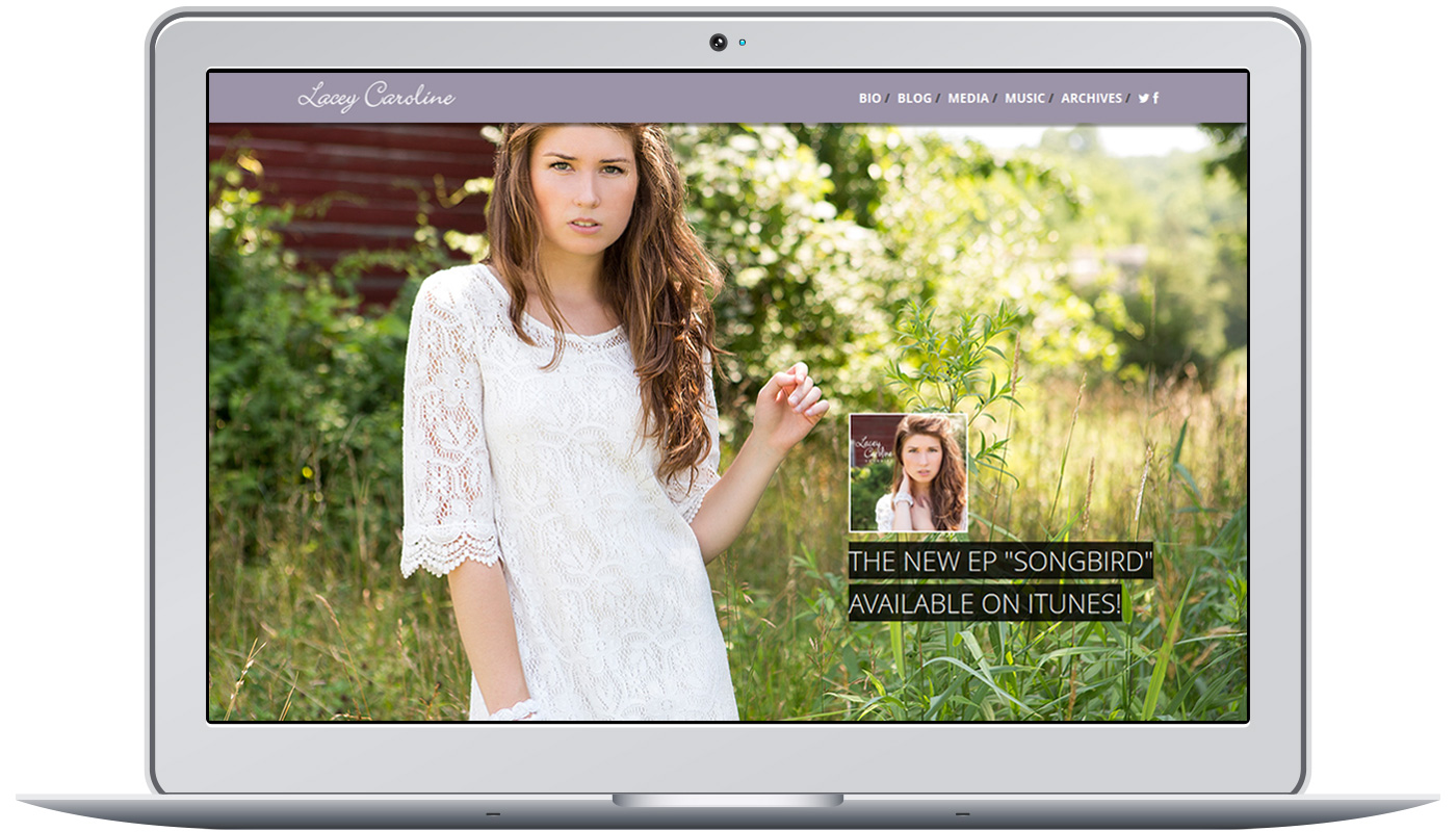 Lacey Caroline Project Image